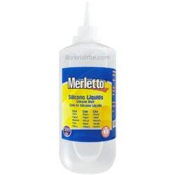 Silicona Líquida Merletto 500 ml