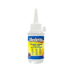 Silicona Líquida Merletto 60 ml
