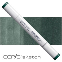 Marcador COPIC Sketch - Abyss Green BG75