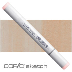 Marcador COPIC Sketch - Cherry White R000