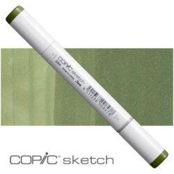 Marcador COPIC Sketch - Grayish Olive G94