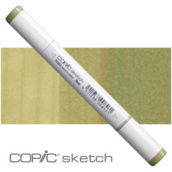Marcador COPIC Sketch - Grayish Yellow YG93