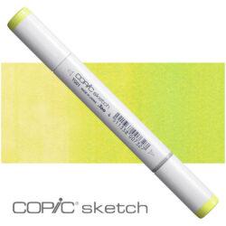 Marcador COPIC Sketch - Green Bice YG01