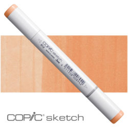Marcador COPIC Sketch - Light Tea Rose R12