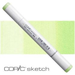 Marcador COPIC Sketch - Mignonette YG11