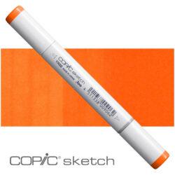 Marcador COPIC Sketch - Orange YR68