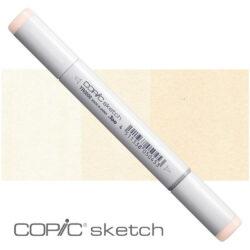 Marcador COPIC Sketch - Pale Chiffon YR0000