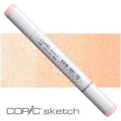 Marcador COPIC Sketch - Pale Yellowish Pink R30