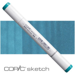Marcador COPIC Sketch - Petroleum Blue BG07