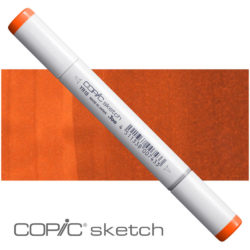 Marcador COPIC Sketch - Sanguine YR18