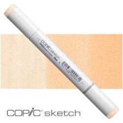 Marcador COPIC Sketch - Silk YR000