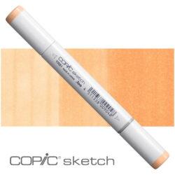 Marcador COPIC Sketch - Spring Orange YR61