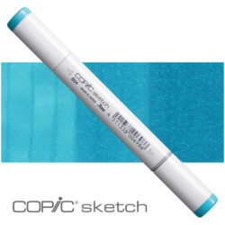 Marcador COPIC Sketch - Tahitian Blue B04