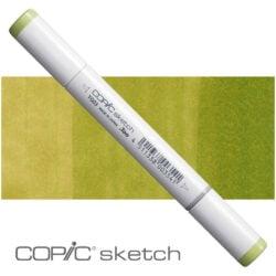 Marcador COPIC Sketch - Yellow Green YG03