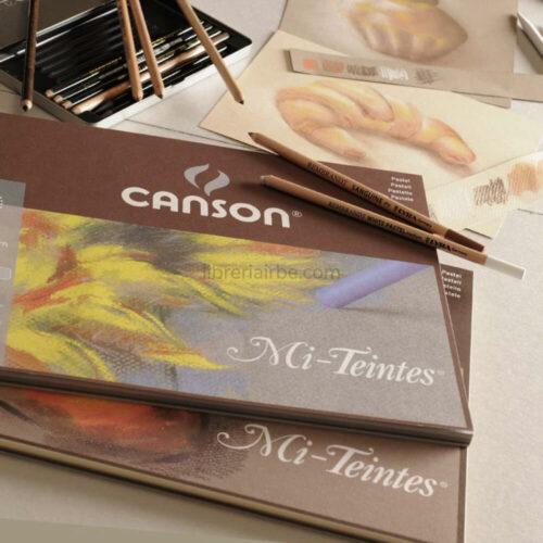 Papel para Pasteles CANSON Mi-Teintes®