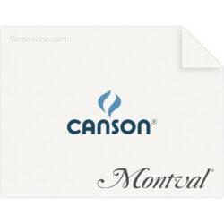 Pliego de Papel para Acuarela CANSON Montval® 300 g (50 x 65 cm)