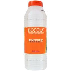 Pegamento ISOCOLA Acricolor 500 g