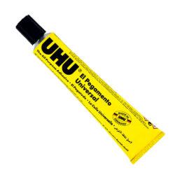 Pegamento Universal Pegatodo UHU 60 ml