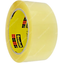 Rollo Cinta Adhesiva de Embalaje Scotch 3M (48 mm) 100 Yardas
