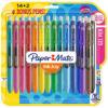 Set 16 Bolígrafos Retráctiles Paper Mate Inkjoy Gel