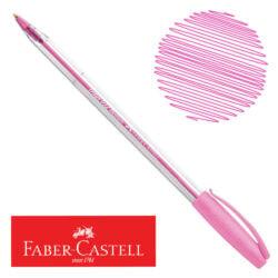 Bolígrafo Faber-Castell Trilux 032 Medium Rosa Nuevo