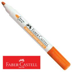 Marcador de Agua para Pizarra Blanca Faber-Castell Winner 152 Naranja