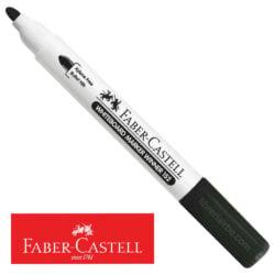 Marcador de Agua para Pizarra Blanca Faber-Castell Winner 152 Negro