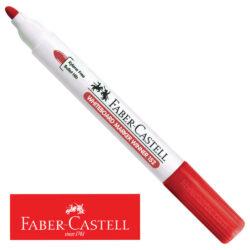 Marcador de Agua para Pizarra Blanca Faber-Castell Winner 152 Rojo