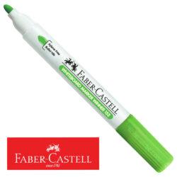 Marcador de Agua para Pizarra Blanca Faber-Castell Winner 152 Verde Limón