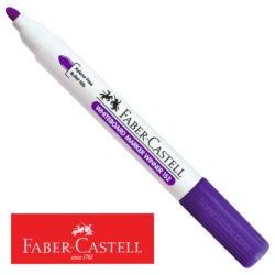 Marcador de Agua para Pizarra Blanca Faber-Castell Winner 152 Violeta