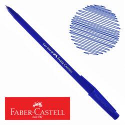 Bolígrafo Faber-Castell Lux 034 Medium Azul