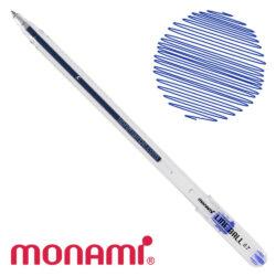 Bolígrafo Monami Line Ball 0.7 Azul