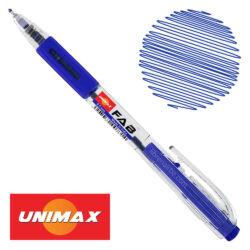 Bolígrafo Retráctil UNIMAX FAB 0.5 Azul