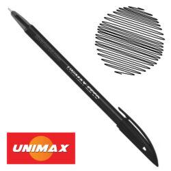 Bolígrafo UNIMAX EECO 0.7 Negro