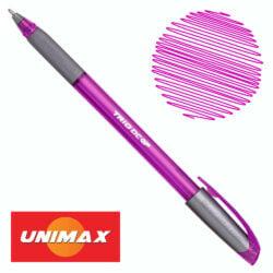 Bolígrafo UNIMAX TRIO DC GP 0.5 Rosa
