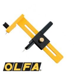 Compás Cortador de Círculos OLFA Modelo CMP-1