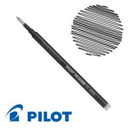 Repuesto Bolígrafo Gel Borrable PILOT FriXion 0.5 Negro