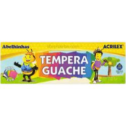 Set 12 Témpera Guache Acrilex