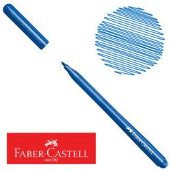 Marcador Delgado Fiesta 45 Faber-Castell Azul