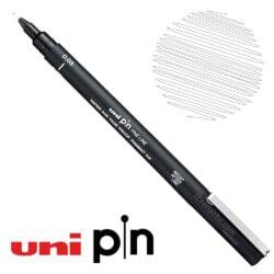 Estilógrafo de Dibujo uni Pin Fine Line Negro 0.03