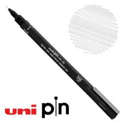 Estilógrafo de Dibujo uni Pin Fine Line Negro 0.05