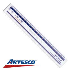 Regla 20 cm Artesco Top Line