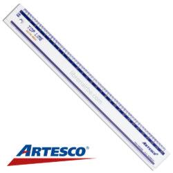 Regla 30 cm Artesco Top Line