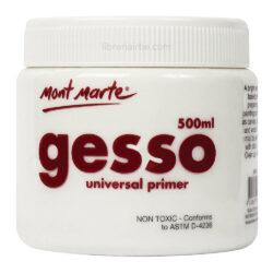 Gesso Mont Marte Premium 500 ml