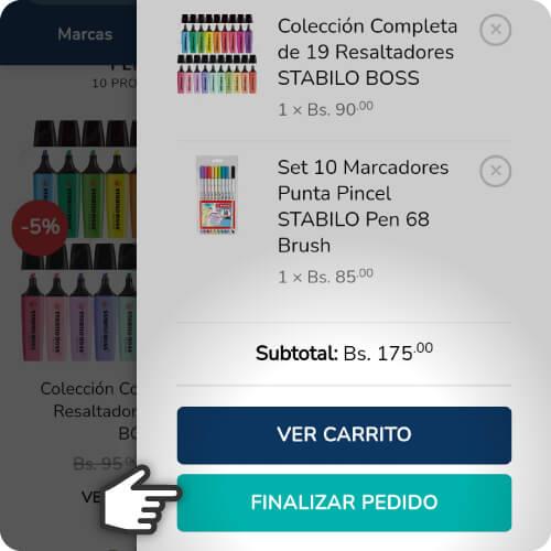 Libreria IRBE Cochabamba Bolivia Como Comprar Finalizar Compra Nuevo