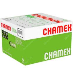 Caja 5000 Hojas de Papel Bond Blanco 75 g CHAMEX