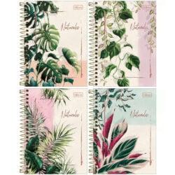 Cuaderno Anillado 1-4 Oficio Tilibra Naturalis con 96 Hojas Rayadas