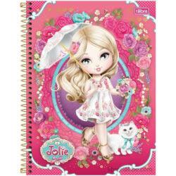 Cuaderno Anillado Carta Tilibra Jolie