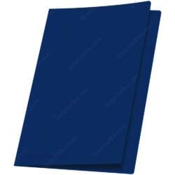 Fólder de Color Tamaño Oficio American Iris - Azul