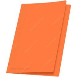 Fólder de Color Tamaño Oficio American Iris - Naranja